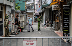 Hà Nội có 72.275 người từ Đà Nẵng về