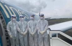 15 bệnh nhân Covid-19 sốt cao trên chuyến bay đưa công dân từ Guinea Xích đạo về nước