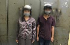 Bắt nhóm nam nữ cướp cửa hàng tiện lợi sau khi thác loạn ở khách sạn