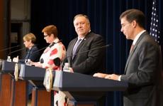 Đứng về phía Mỹ nhưng Úc không muốn làm tổn hại quan hệ với Trung Quốc