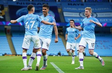 Vùi dập Liverpool, Man City cảnh báo tham vọng tân vương