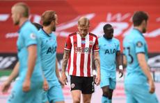 Thua thảm tân binh, Tottenham vỡ mộng dự cúp châu Âu