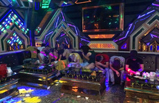 Bắt quả tang 20 nam, nữ mở 'đại tiệc' ma túy tại phòng hát karaoke