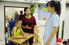 TẬN TÂM VỚI NGƯỜI LAO ĐỘNG: Yêu nghề, mến trẻ