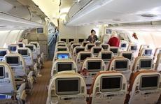 Cách ứng xử của một hãng hàng không nước ngoài