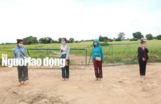 """Lại bắt """"nóng"""" 4 người nhập cảnh trái phép vào Kiên Giang để trốn cách ly"""