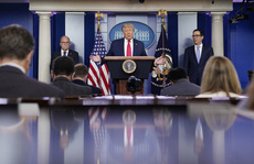 Kinh tế Mỹ khủng hoảng chưa từng có, Tổng thống Trump gặp khó khăn lớn