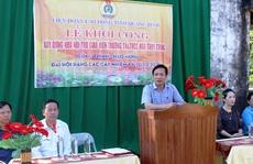 Quảng Bình: Xây nhà nội trú cho giáo viên vùng khó khăn