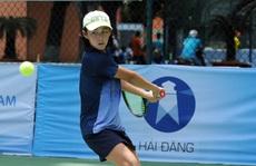 Hồng Hạnh: Tài năng sáng giá của quần vợt nữ Việt Nam