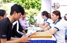 Đà Nẵng: Tưng bừng ngày hội việc làm, hướng nghiệp