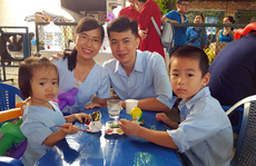 Ấm áp Ngày hội Văn hóa - Gia đình hạnh phúc