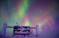Đã tìm ra nguồn gốc 'hạt ma quỷ' từ vũ trụ rơi xuống Nam Cực