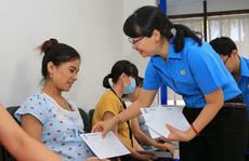 Nhiều hoạt động chăm lo thiết thực cho đoàn viên - lao động