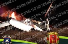 Venezuela tuyên bố bắn rơi máy bay mang số hiệu Mỹ