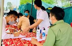 Người mắc Covid-19 dự đám cưới, huyện Duy Xuyên ra thông báo khẩn