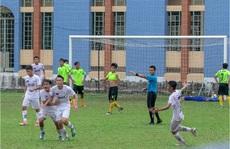 Trong ngày VFF ngưng mọi hoạt động bóng đá, NutiFood JMG giành vé dự VCK giải U17 Quốc gia