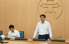 Chủ tịch TP Hà Nội Nguyễn Đức Chung: Không cách ly cả phường hay quận