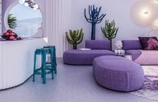 Villa Ibiza: Hành tinh màu tím