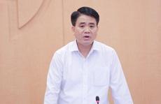 Quyết định của Bộ Chính trị đối với ông Nguyễn Đức Chung