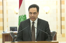 Vụ nổ cực lớn ở Lebanon 'thổi bay' toàn bộ chính phủ
