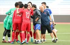 Đội tuyển Việt Nam nghỉ hết năm 2020