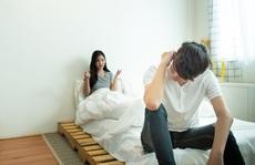 Vợ chồng ngủ riêng mùa COVID-19