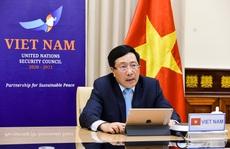 Phó Thủ tướng dự thảo luận Hội đồng Bảo an LHQ về Covid-19 và hòa bình