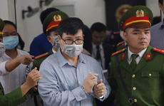 Trương Duy Nhất bị tuyên y án 10 năm tù