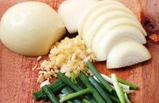 Cao huyết áp, cholesterol: Ăn gia vị như thế nào?