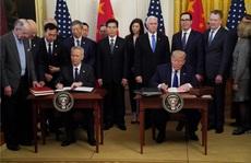 Quan hệ Mỹ - Trung 'bám víu' vào thương mại