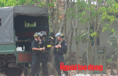 Vì sao Lê Quốc Tuấn đẩy 2 xe máy xuống kênh trước khi bị tiêu diệt?