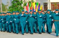 Gia đình quân nhân dự bị được hưởng trợ cấp