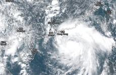 Trung Quốc hứng bão Higos, sông Dương Tử chịu trận