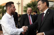 Lộ kế hoạch 'bẩn' ép Messi, Suarez cuốn gói khỏi Barcelona