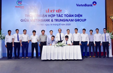 VietinBank và Trung Nam Group ký kết Thỏa thuận hợp tác toàn diện