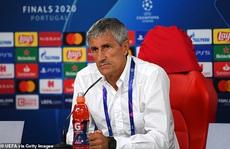 Barcelona chính thức sa thải HLV Setien, chờ bổ nhiệm 'cố nhân' Ronald Koeman