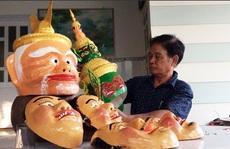 Những nghệ nhân hiếm hoi của sân khấu truyền thống