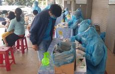 Thầy giáo đi coi thi ở Quảng Nam nghi mắc Covid-19