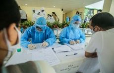 Hà Nội hạn chót 20-8 hoàn tất xét nghiệm PCR những người về từ tâm dịch Covid-19 ở Đà Nẵng