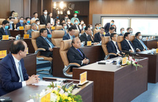 Thủ tướng dự khai trương dịch vụ công trực tuyến thứ 1.000 cho phép đăng ký ô tô trên mạng
