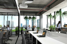 'Giá thuê văn phòng sẽ chịu nhiều ảnh hưởng từ Covid-19'