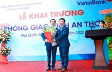 VietinBank Phú Quốc khai trương Phòng Giao dịch An Thới