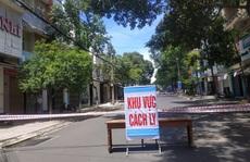 Phong tỏa tuyến phố ở TP Buôn Ma Thuột sau khi ghi nhận 2 ca mắc Covid-19