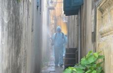 Quảng Nam tiếp tục phong tỏa khu dân cư có nguy cơ lây nhiễm cao