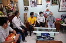 'Mai Vàng nhân ái' thăm nhạc sư Nguyễn Vĩnh Bảo, nghe 'Dạ cổ hoài lang'