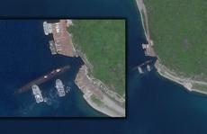 Tàu ngầm hạt nhân Trung Quốc tiến vào căn cứ bí hiểm ở đảo Hải Nam