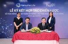 Hanwha Life Việt Nam hợp tác chiến lược cùng MoMo và Payoo