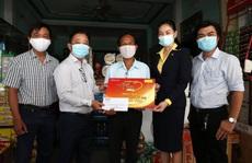 Cần Thơ: 'Mai vàng nhân ái' thăm NS Kiều Mỹ Dung và NS Thạch Sỹ Long
