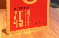 '451 độ F'- kiệt tác của thiên tài Ray Bradbury