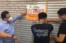 """Hai người Trung Quốc gặp hoạ vì dám ghi """"tỉnh Manila của Trung Quốc"""""""